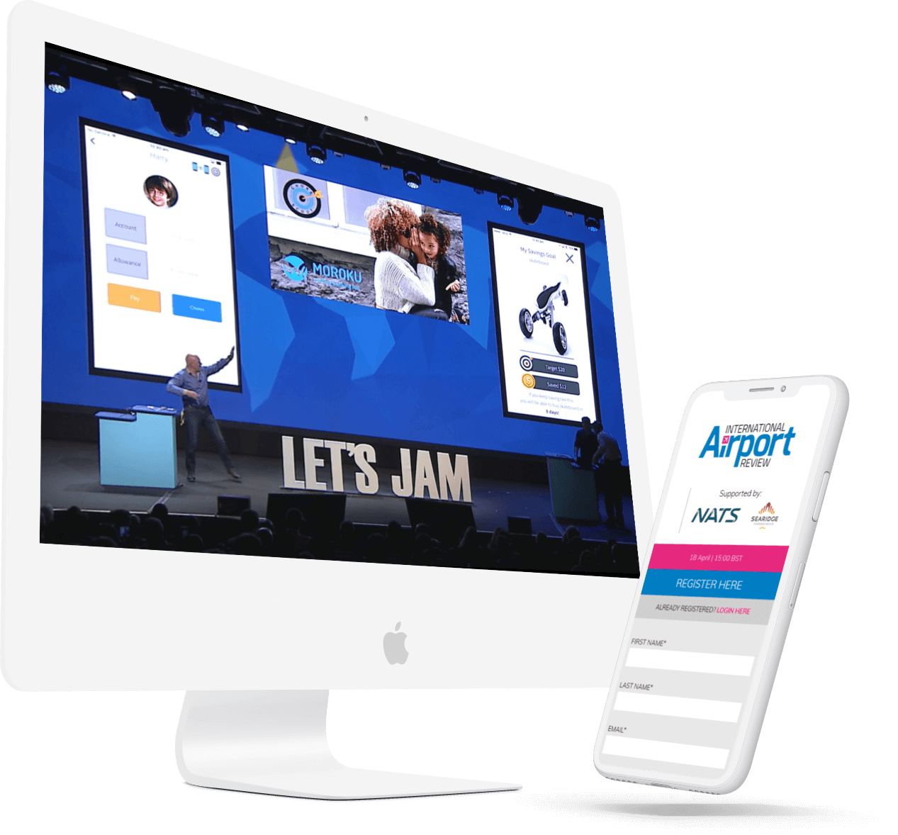 streamGo Webinars and Webcasts