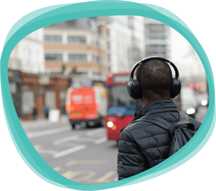 Podcasts on the go