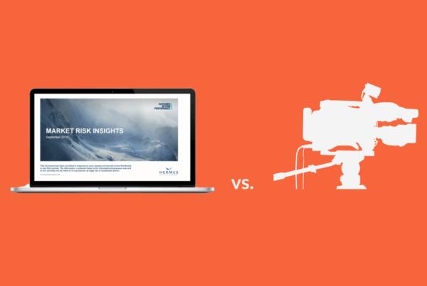 image showing webinars vs webcasts