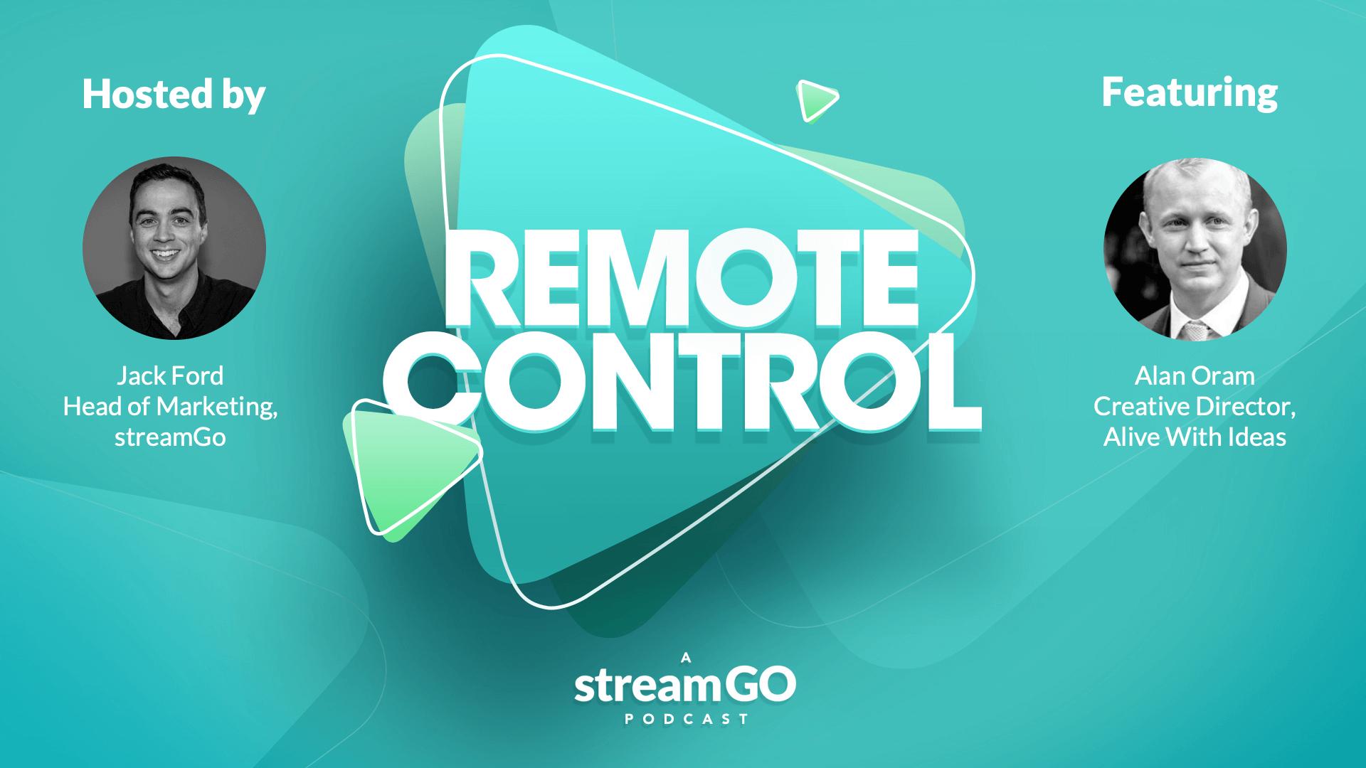 Remote Control - Alan Oram