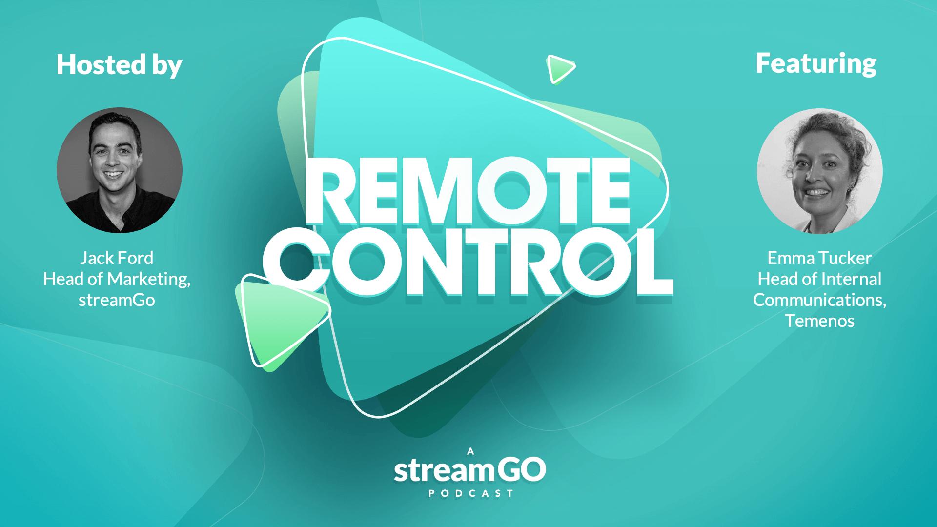 Remote Control - Emma Tucker