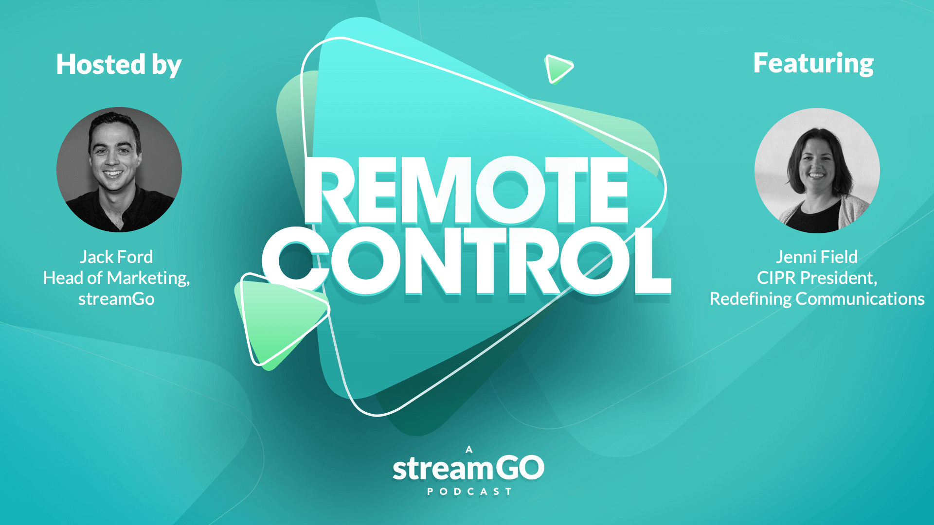 Remote Control - Jenni Field