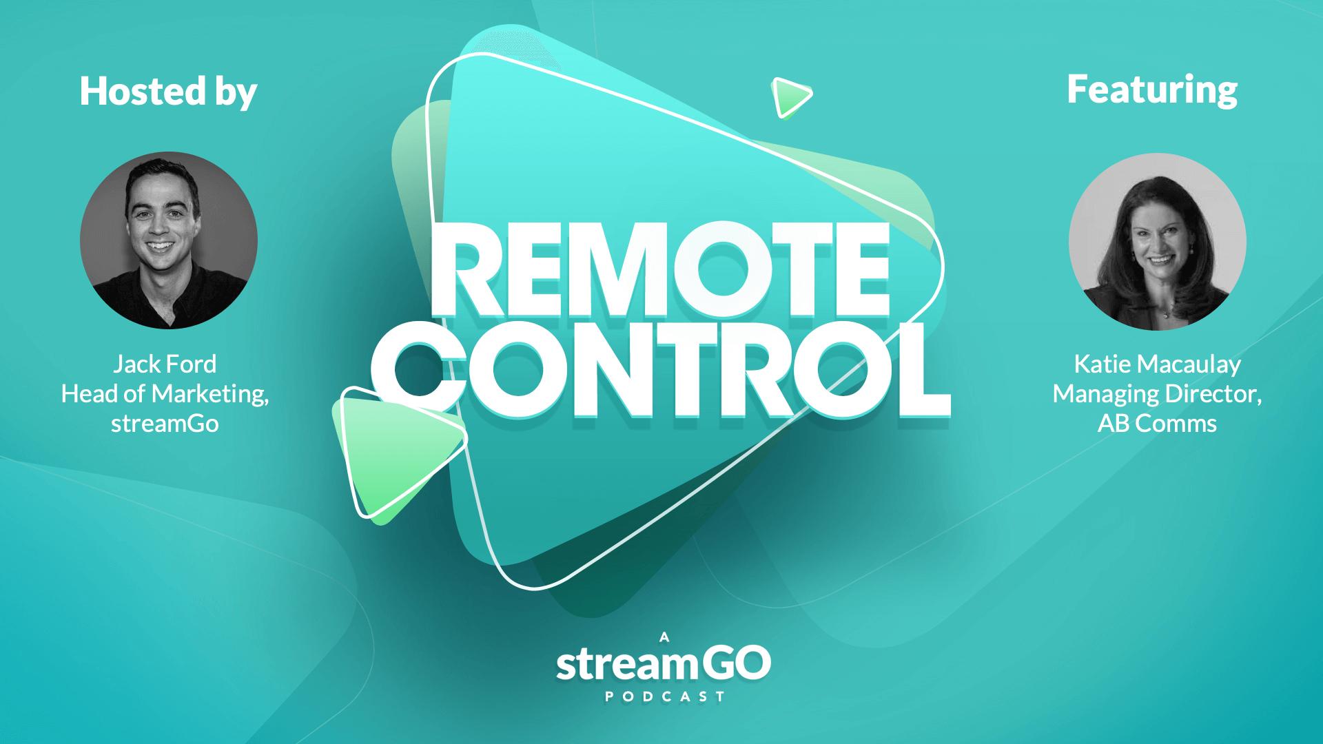 Remote Control - Katie Macaulay
