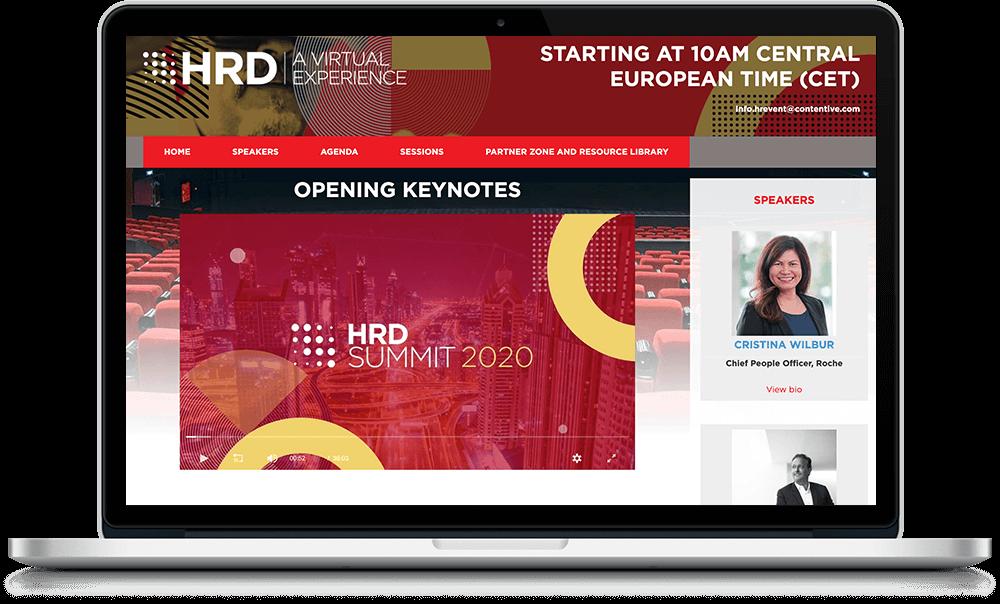 HRD keynote