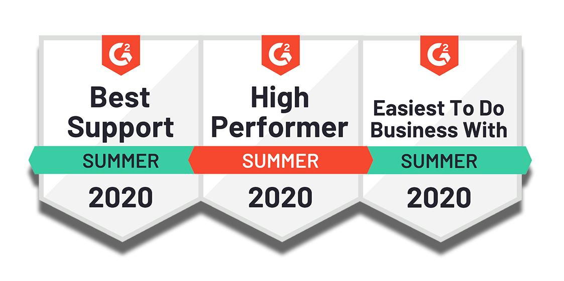 G2 summer 2020 streamGo