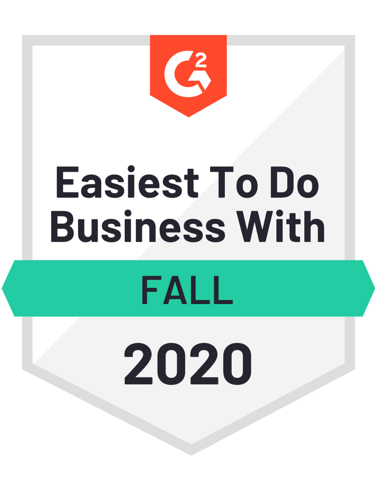 streamgo easiest to do business with fall 2020