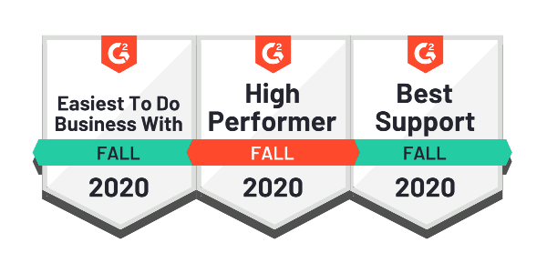 streamgo g2 fall 2020 badges