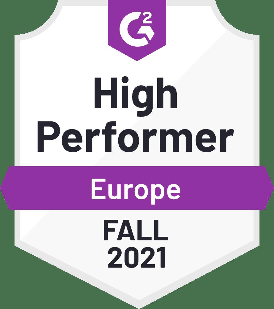 High performer Europe