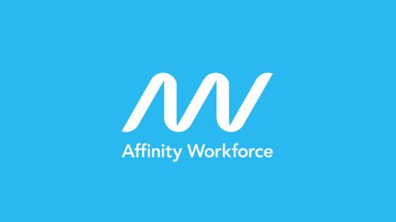 Affinity Workforce hybrid event